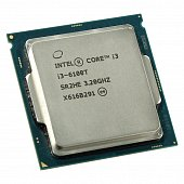 Процессор CPU Intel Socket 1151 Core I3-6100T (3.20Ghz/3Mb) tray CM8066201927102SR2HE